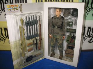 Dragon Models Military Action Figure 1 6 Alder Fisher WH Anti Tank 12