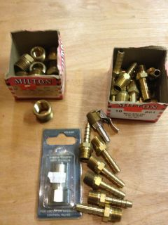 Milton Hose Ends Reducer Bushings Air Tool Accessories
