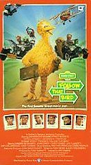 Sesame Street   Follow That Bird VHS, 1994