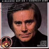 Anniversary Ten Years of Hits by George Jones CD, Oct 1990, Epic USA