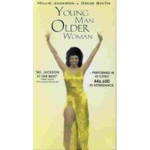 Millie Jackson Young Man Older Woman DVD New Stage Play