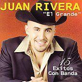 15 Exitos Con Banda by Juan Singer Rivera CD, Aug 2006, Sony BMG