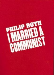 Married a Communist by Philip Roth 1998, Hardcover, Teachers
