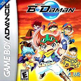 Battle B Daman Nintendo Game Boy Advance, 2006