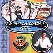 Baila La Cumbia Loca by Paco Barron y susCD, Jun 2001, Disa