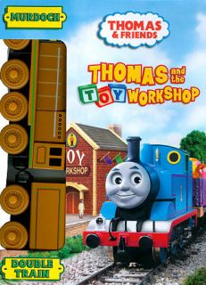 Thomas Friends   Thomas and the Toy Workshop DVD, 2009, With Double