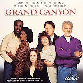 Grand Canyon Original Soundtrack by James Newton Howard CD, Jul 1996