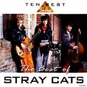 Best of Stray Cats Capitol by Stray Cats CD, May 1998, Capitol