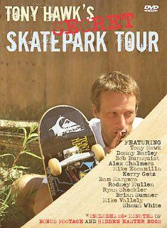 Tony Hawks Secret Skatepark Tour DVD, 2004