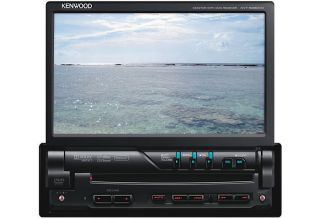 Kenwood KVT 526DVD Car Video Player