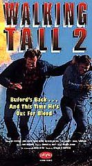 Walking Tall Pt. 2 VHS, 2000