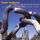 Meets the RIAS Big Band by Allen Farnham CD, Feb 1998, Concord Jazz