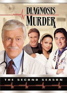 Diagnosis Murder   The Second Season DVD, 2007, 6 Disc Set