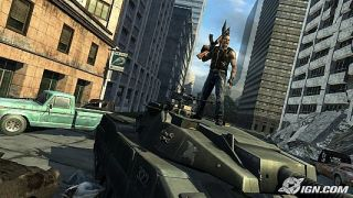 Mercenaries 2 World in Flames Sony Playstation 3, 2008