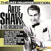 Jazz Collector Edition Artie Shaw and His Orchestra by Artie Shaw CD