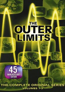 Outer Limits Original Series Complete Box Set DVD, 2008, 7 Disc Set