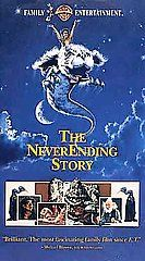 The Neverending Story VHS, 1999, Clam Shell