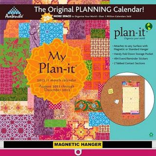 It Plus Calendar by Perfect Timing   Avalanche 2011, Calendar