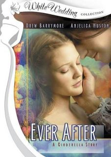 Ever After A Cinderella Story (DVD, 2009, Wedding Faceplate) (DVD