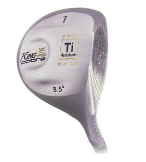 Cobra King Cobra Ti Deep Face Driver Golf Club