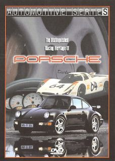 Automotive Series   Porsche DVD, 2001