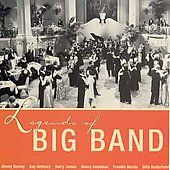 Legends of Big Band Sugo CD, Feb 1999, Sugo