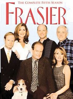 Frasier   The Complete Fifth Season DVD, 2005, 4 Disc Set