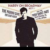 The Pajama Game 2006 Broadway Cast Recording by Jr. Harry Connick CD