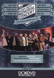 Buddy Rich Memorial Concert 2008 DVD, 2009