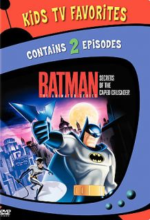 Batman The Animated Series   Secrets of the Caped Crusader 1 DVD, 2007