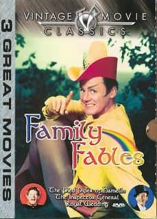 Family Fables DVD, 2004