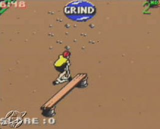 Razor Freestyle Scooter Nintendo Game Boy Color, 2001