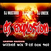 DJ Explosion Box Set Box PA CD, Mar 2012, 3 Discs, Thump