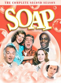 Soap   The Complete Second Season DVD, 2004, 3 Disc Set