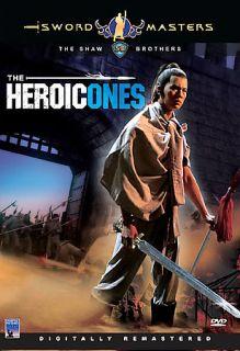Sword Masters   The Heroic Ones DVD, 2008