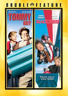 Black Sheep Tommy Boy 2 Pack DVD, 2007, Widescreen