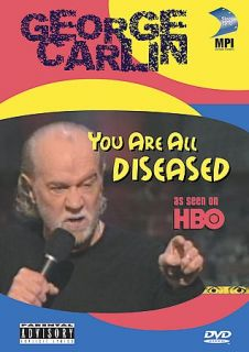 George Carlin   You are all Diseased DVD, 2003