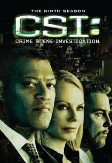 CSI Crime Scene Investigation   The Ninth Season DVD, 2009, 6 Disc Set