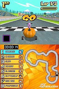 Cartoon Network Racing Nintendo DS, 2006