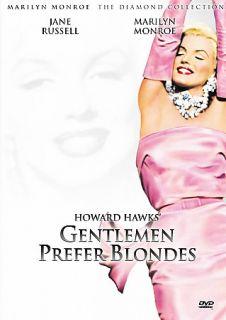 Prefer Blondes DVD, 2001, Marilyn Monroe Diamond Collection