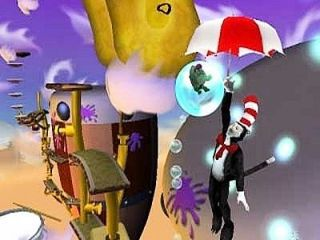 Dr. Seuss The Cat in the Hat Xbox, 2003