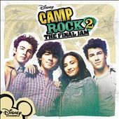 Camp Rock 2 The Final Jam ECD CD, Aug 2010, Walt Disney