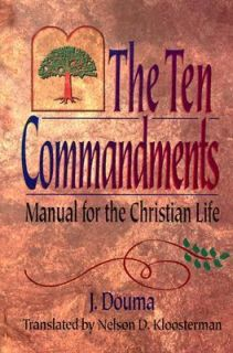 Ten Commandments  Manual for the Christ