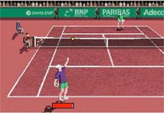 Davis Cup Tennis Nintendo Game Boy Advance, 2002
