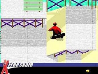 ESPN X Games Skateboarding Nintendo Game Boy Advance, 2001