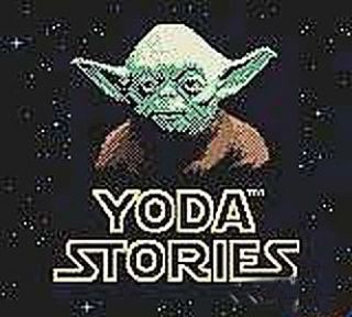 Star Wars Yoda Stories Nintendo Game Boy Color, 1999