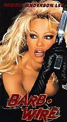 Barb Wire VHS, 1996, R Rated Version