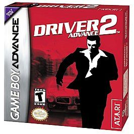Driver 2 Advance Nintendo Game Boy Advance, 2002