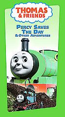 Thomas Friends   Percy Saves The Day VHS, 2005
