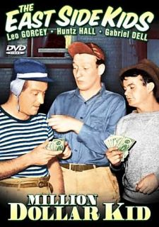 East Side Kids   Million Dollar Kid DVD, 2002